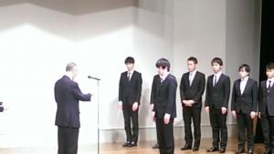 受賞写真(山田泰地)2015.12