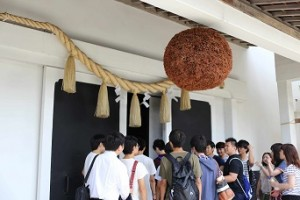 「自立と体験2」(石川酒蔵株式会社見学)(3)
