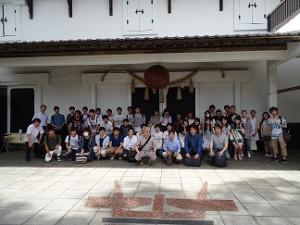 「自立と体験2」(石川酒蔵株式会社見学)(1)
