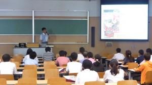 夏の特別講義 亀卦川先生2