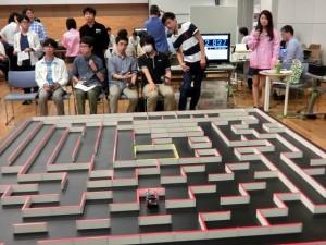 「第34回全日本マイクロマウス東日本地区大会」