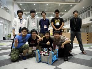 RoboCup レスキュー実機リーグキャンプ 2016